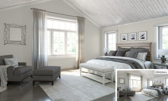 Repose Gray by Sherwin-Williams