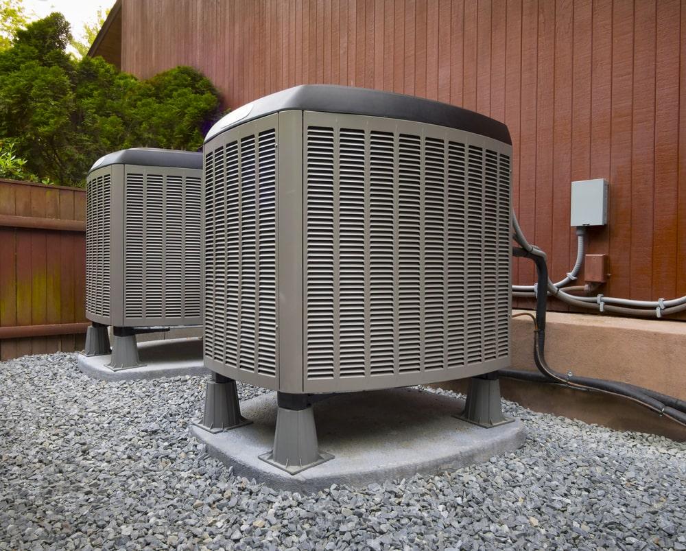 Heat pump residential units