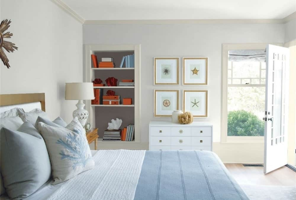 Stonington Gray by Benjamin Moore