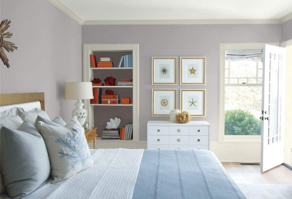 Stormy Monday by Benjamin Moore