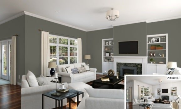 Thunderous by Sherwin-Williams