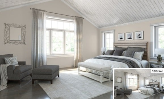 Wordly Gray by Sherwin-Williams