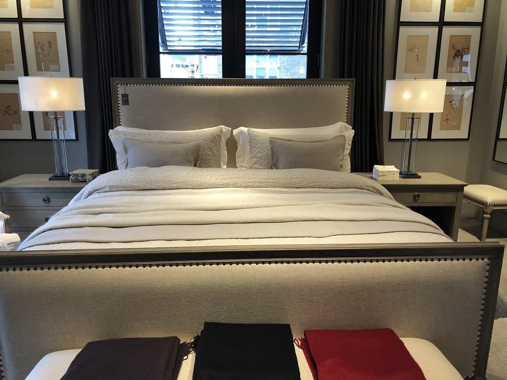 Maison Bed Frame by Restoration Hardware
