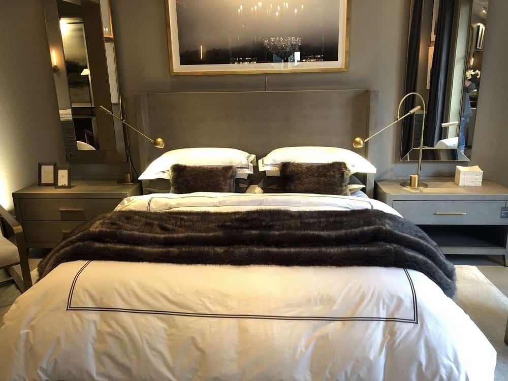 Grayson Bed Frame by Restoration Hardware