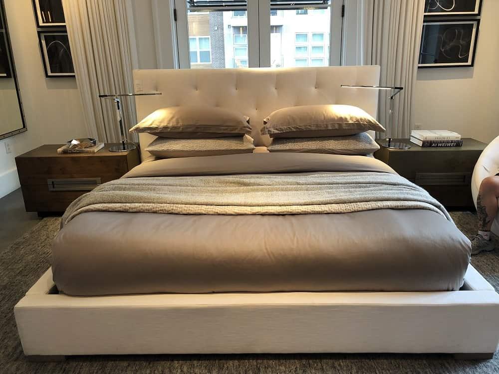 Modena Bed Frame by Restoration Hardware