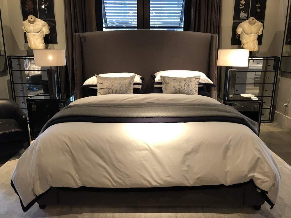 Warner Bed Frame by Restoration Hardware