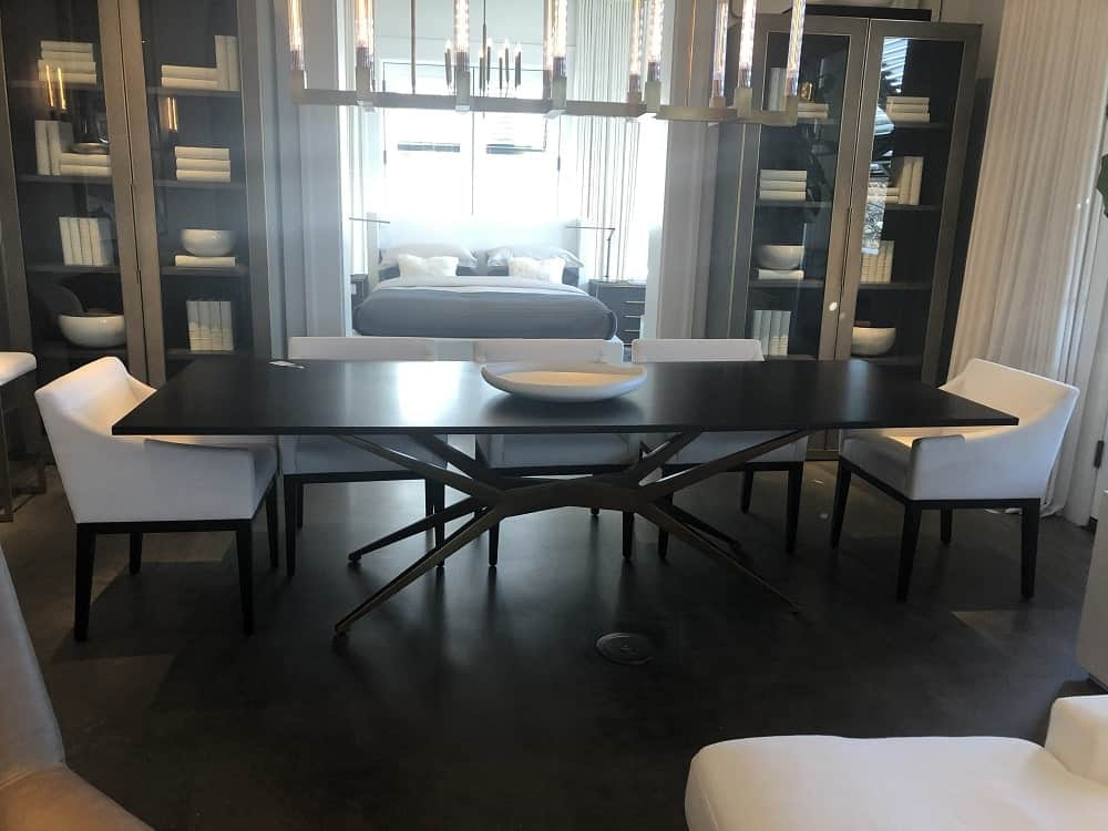 Maslow Dining Table by Restoration Hardware