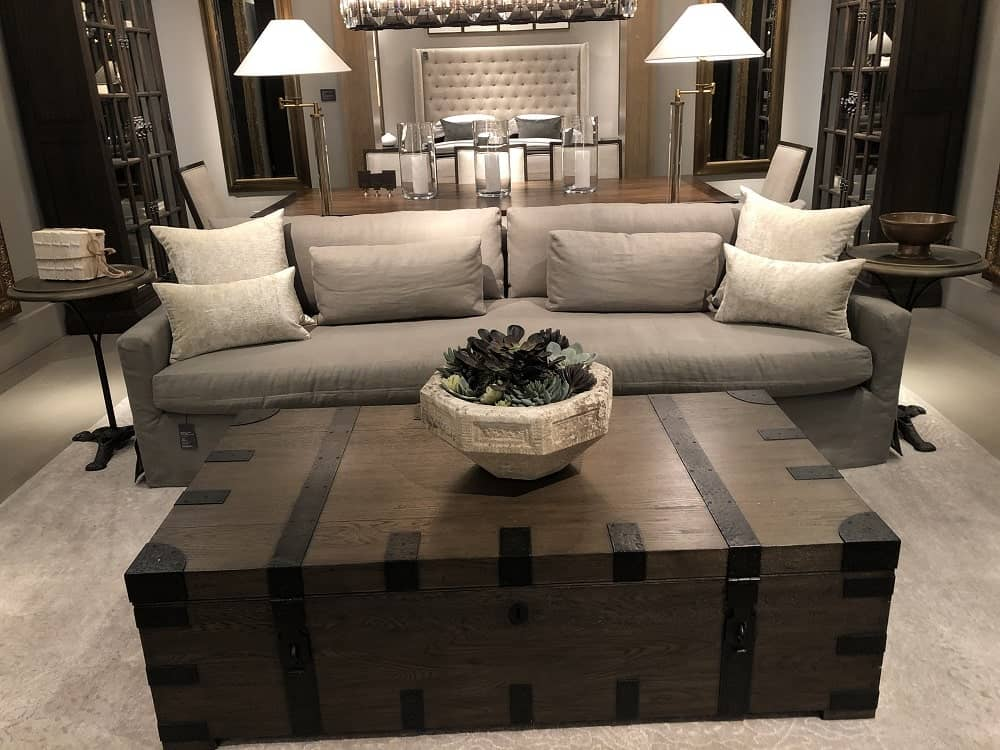 Furniture Collections, Where Is Restoration Hardware Furniture Made