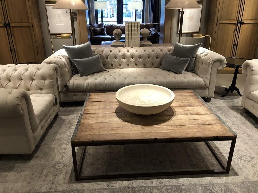Cambridge Sofa by Restoration Hardware