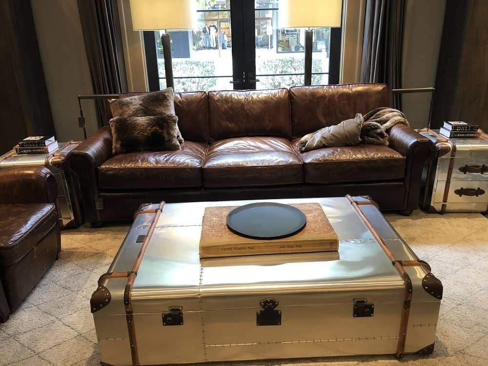 Original Lancaster Sofa by Restoration Hardware