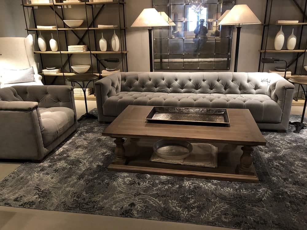 Savoy Sofa by Restoration Hardware