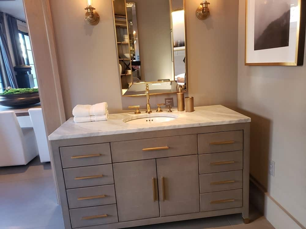 Restoration Hardware Bathroom Vanities