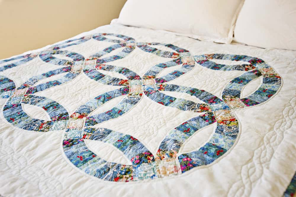 Cool looking quilt