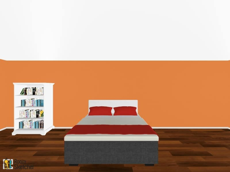 Screenshot of the RoomSketcher Software Snap Shot.