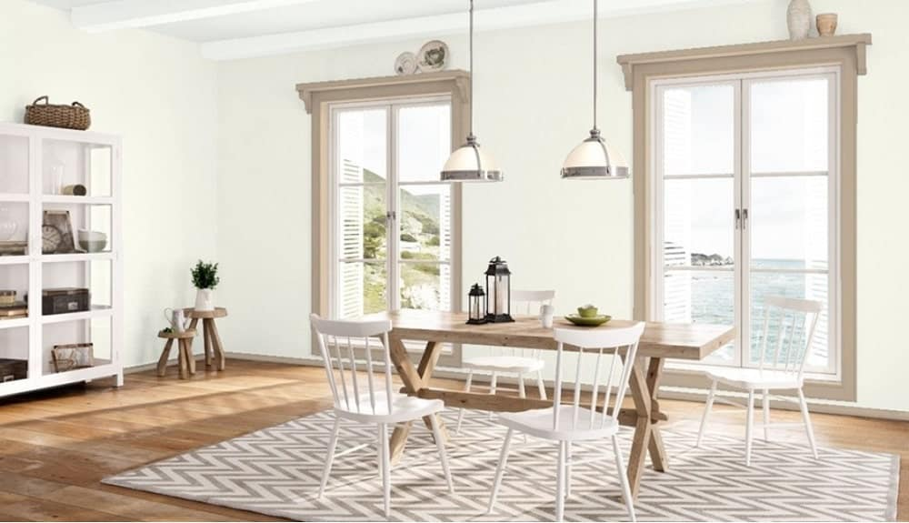 Cloud White by Benjamin Moore