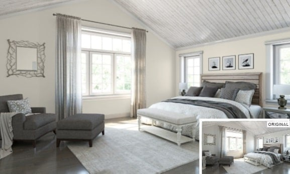 Oyster White by Sherwin-Williams