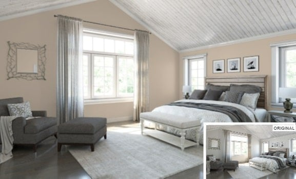 Perfect Greige by Sherwin-Williams