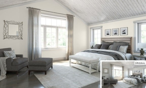 Shell White by Sherwin-Williams