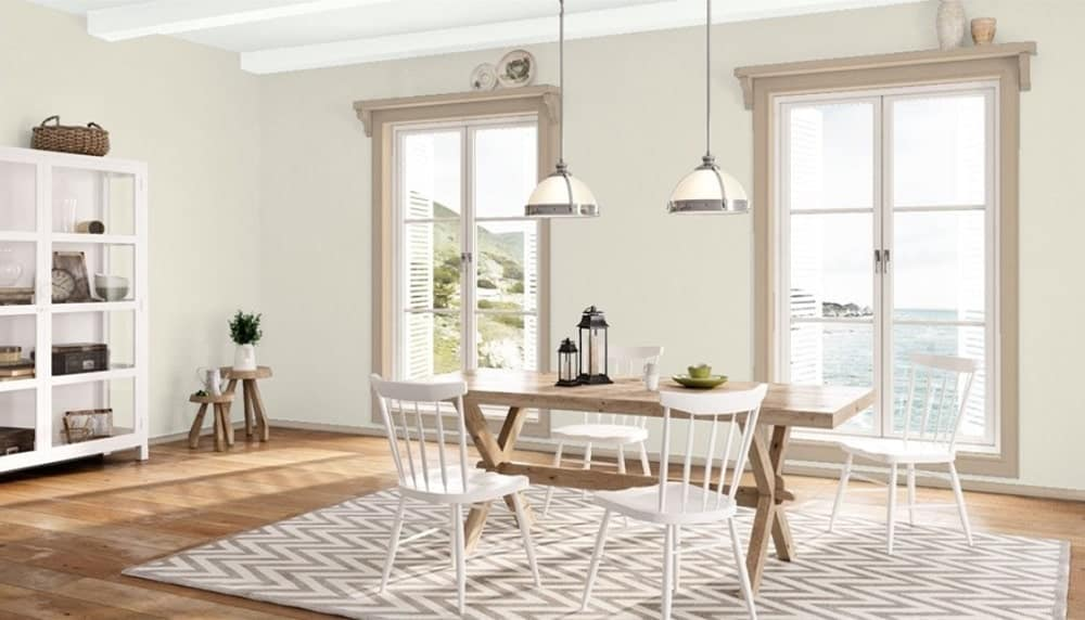 25 Of The Best White Paint Options For Dining Rooms Home Stratosphere