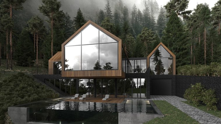 Forest House by U-Style