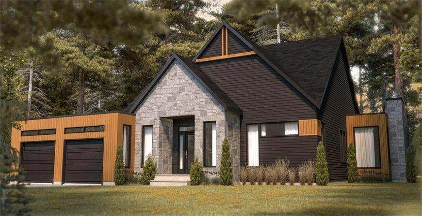 Hygge 3-Bedroom Single-Story Scandinavian House