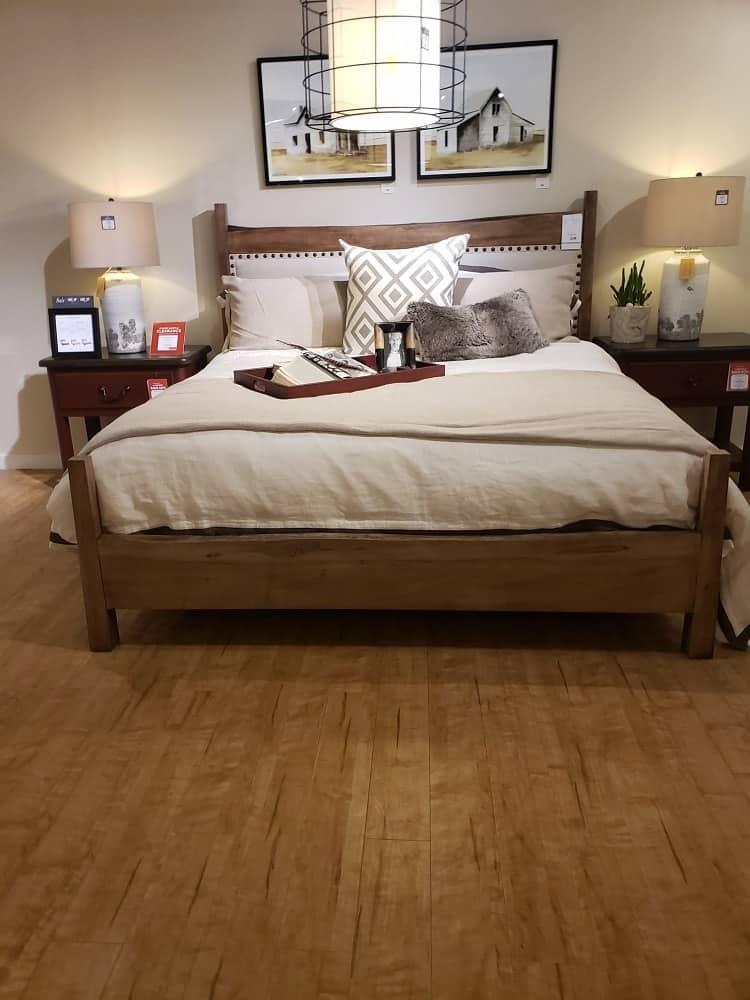BenchMade Maple Bed Frame by Bassett