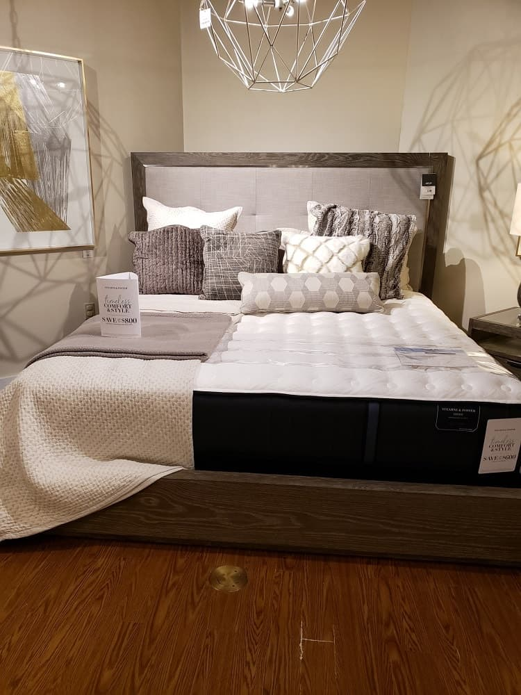 Modern Aster Bed Frame by Bassett