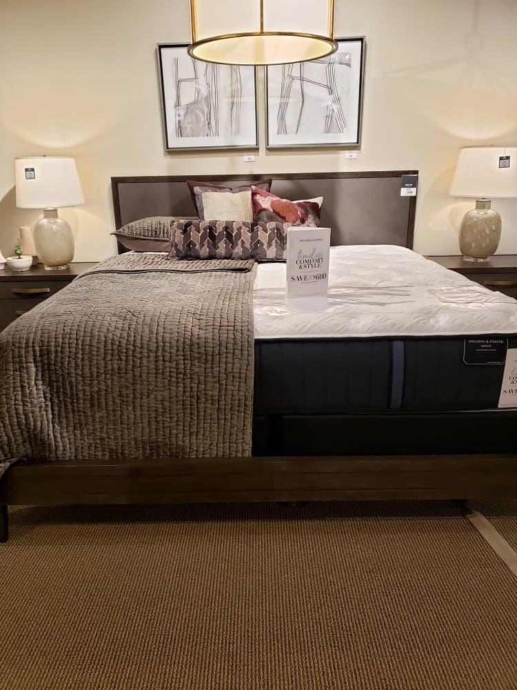 Modern Emelia Bed Frame by Bassett