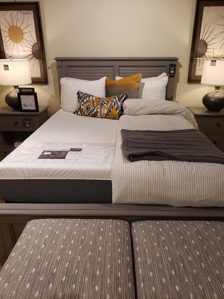 Shoreline Bed Frame by Bassett