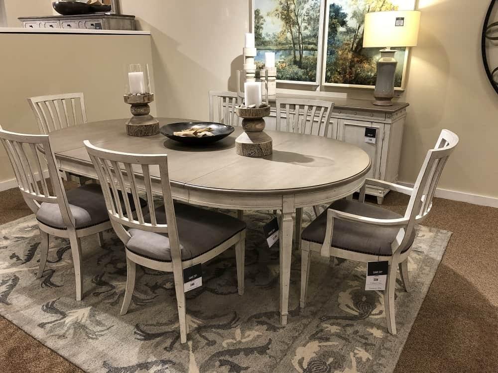 Bella Dining Table by Bassett