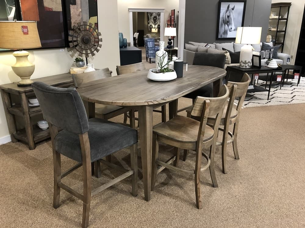 BenchMade Midtown Dining Table by Bassett