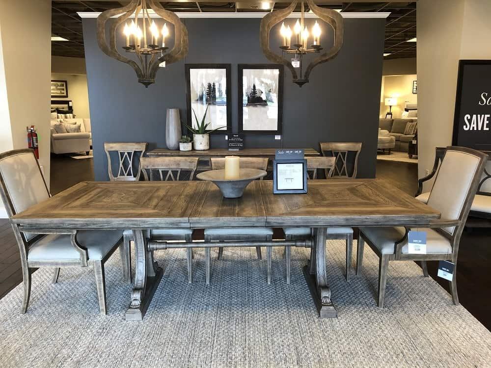 Woodridge Dining Table by Bassett