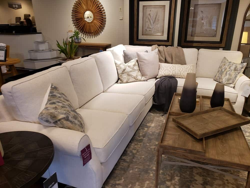 Davenport Sofa by Bassett