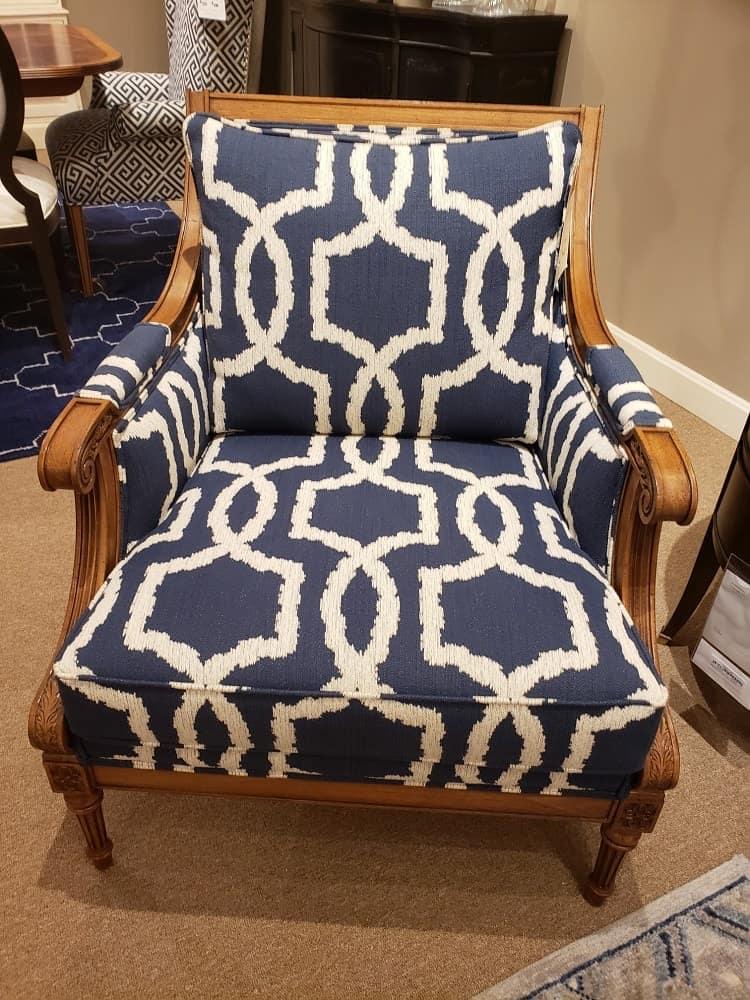 Fairfax Arm Chair by Ethan Allen