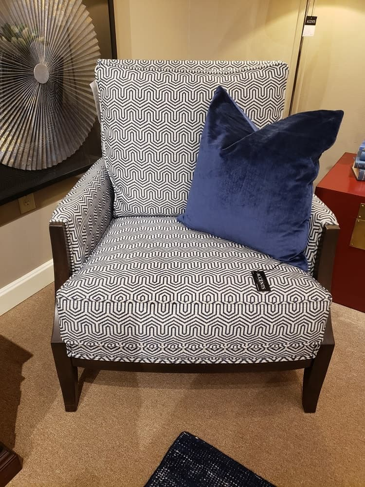 Grayson Arm Chair by Ethan Allen