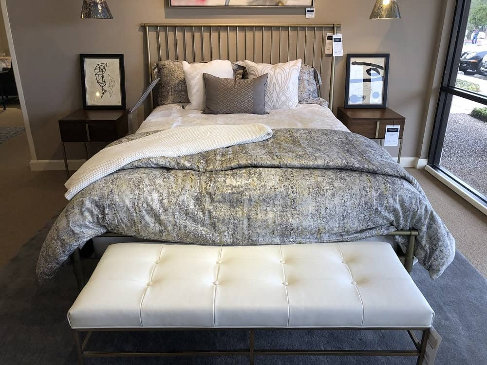 Emmett Bed Frame by Ethan Allen
