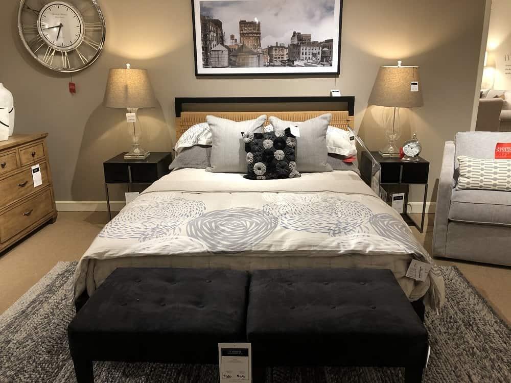 Landsdale Bed Frame by Ethan Allen