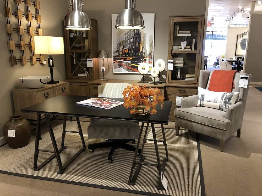 Tompkins Desk by Ethan Allen