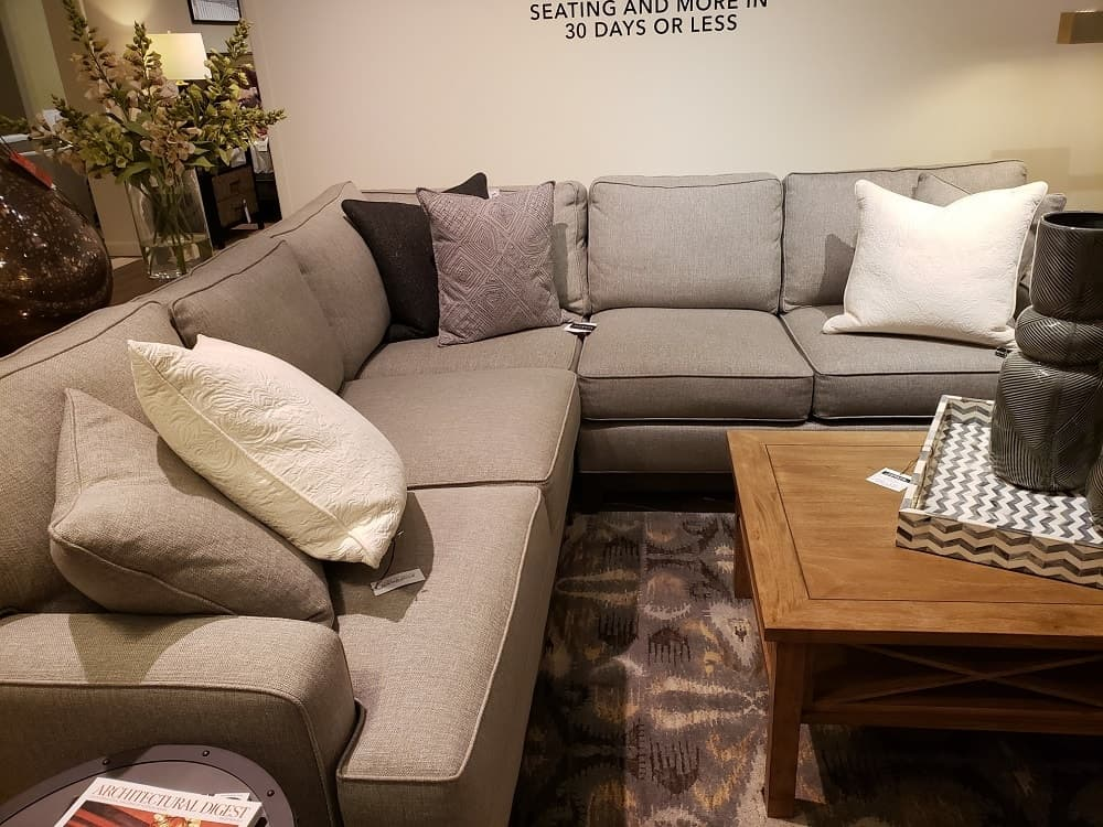 Arcata Sofa by Ethan Allen