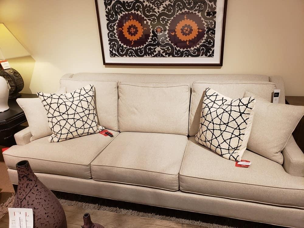 Emerson Sofa by Ethan Allen