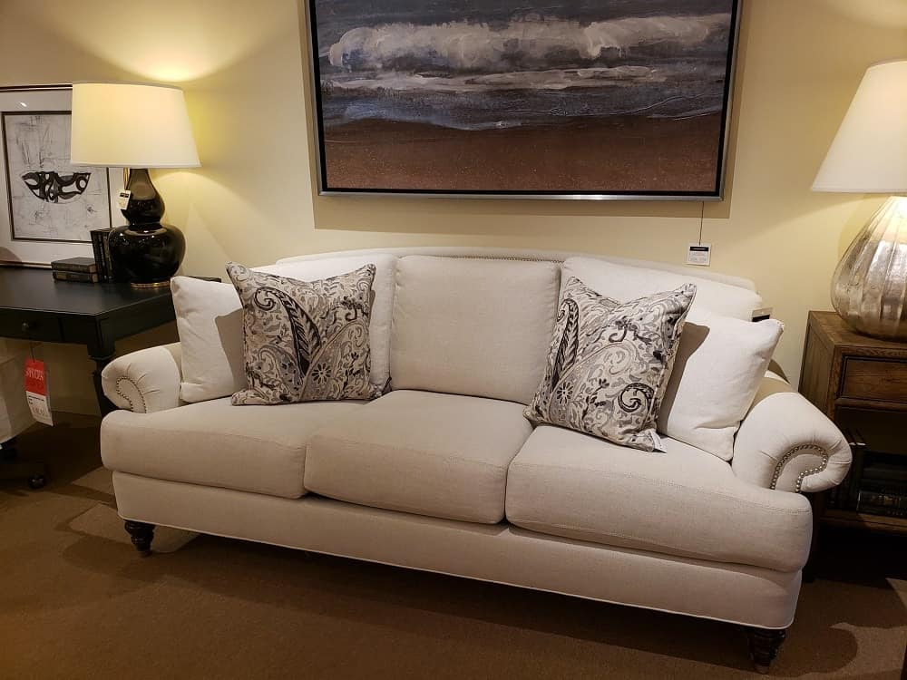 Hyde Sofa by Ethan Allen