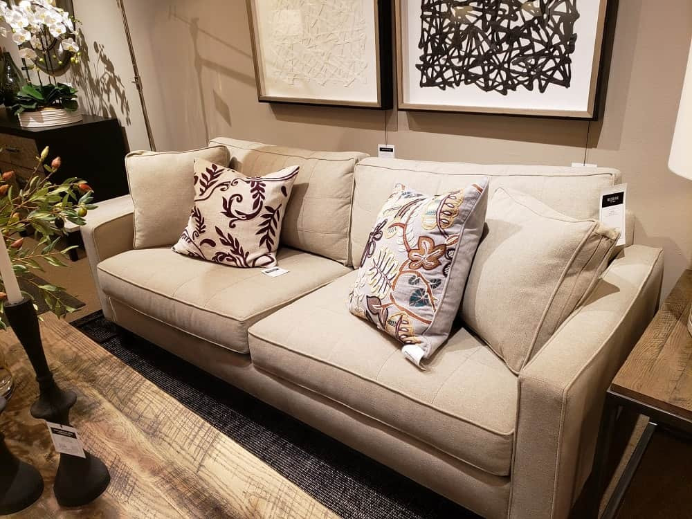 Melrose Sofa by Ethan Allen