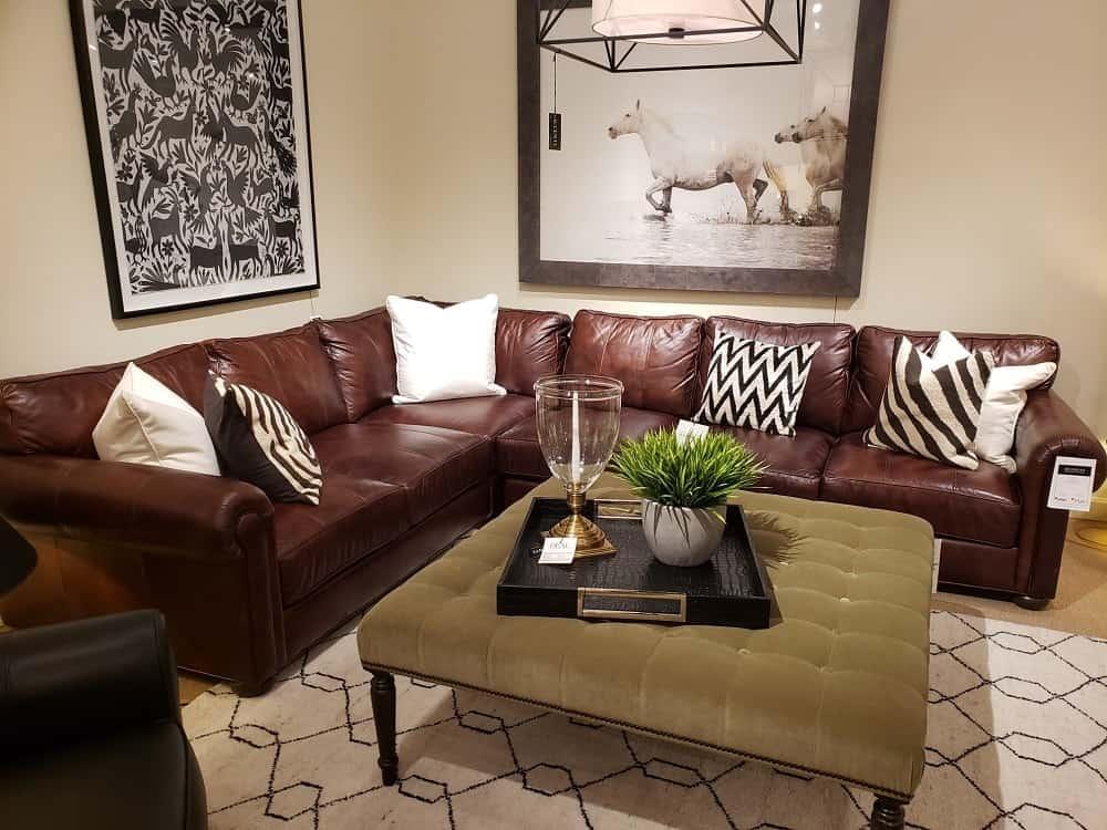 Richmond Sofa by Ethan Allen