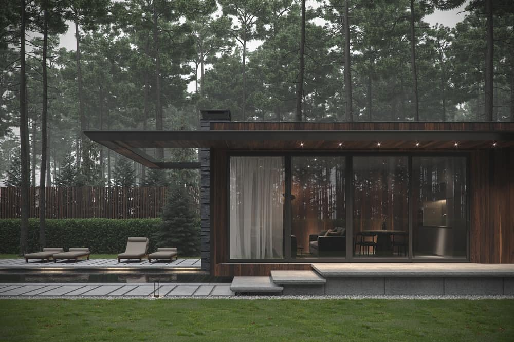 Forest House by Bezmirno