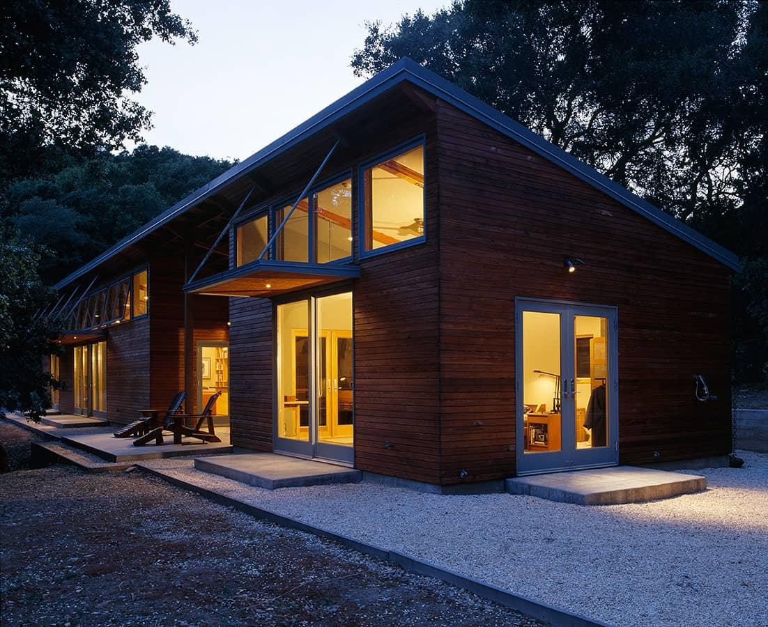 The Manzanita House by Klopf Architecture