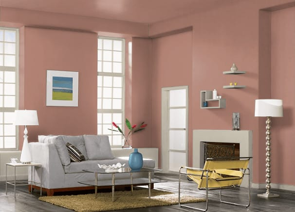 Mars Red by Behr
