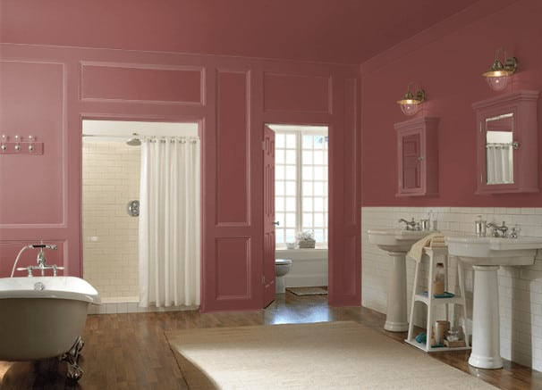 Moroccan Ruby by Behr