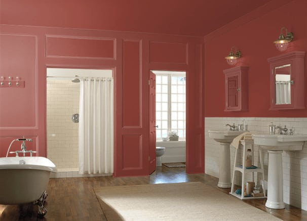 Morocco Red by Behr