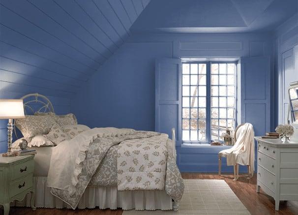 Optimum Blue by Behr