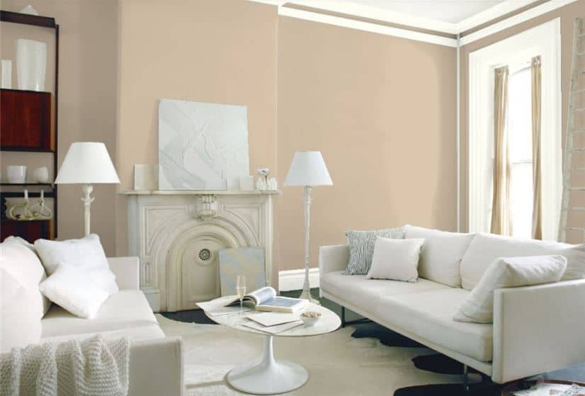 Bar Harbor Beige by Benjamin Moore